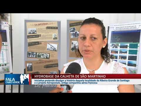 HYDROBASE DA CALHETA DE SÃO MARTINHO