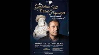 01-06-2018 - Conferenza: Da Guglielmo Tell a Oskar Freysinger