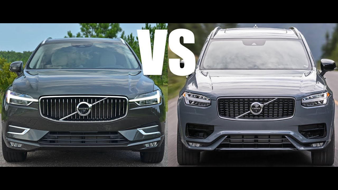 2021 Volvo XC60 vs 2021 XC90 - Which One Should You Buy?
