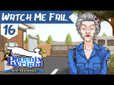 "Watch Me Fail | Phoenix Wright: Ace Attorney | 16 | ""Global Studios"""