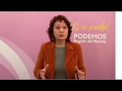 Podemos propone que la subvención a la Escuela de Tauromaquia de Murcia vaya a bienestar animal