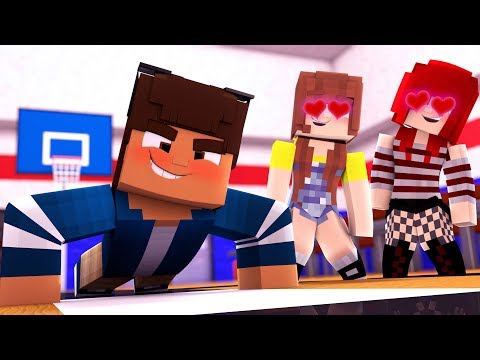Love Triangle!! | Glenwood Prep S3 [Ep.9] | Minecraft School Roleplay