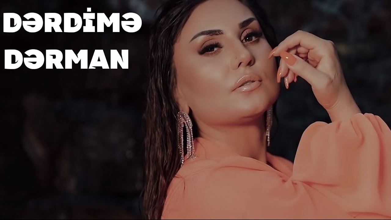Şəbnəm Tovuzlu - Derdime Derman (Official Music Video)
