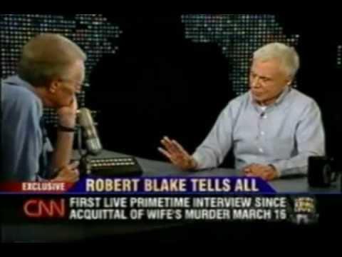 "Larry King: Robert Blake shares thoughts on M. Gerald ""Gerry"" Schwartzbach"
