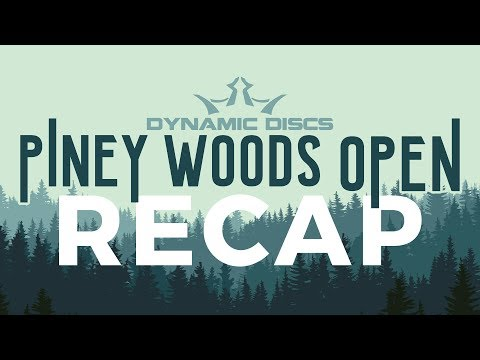 2017 Piney Woods Open Recap