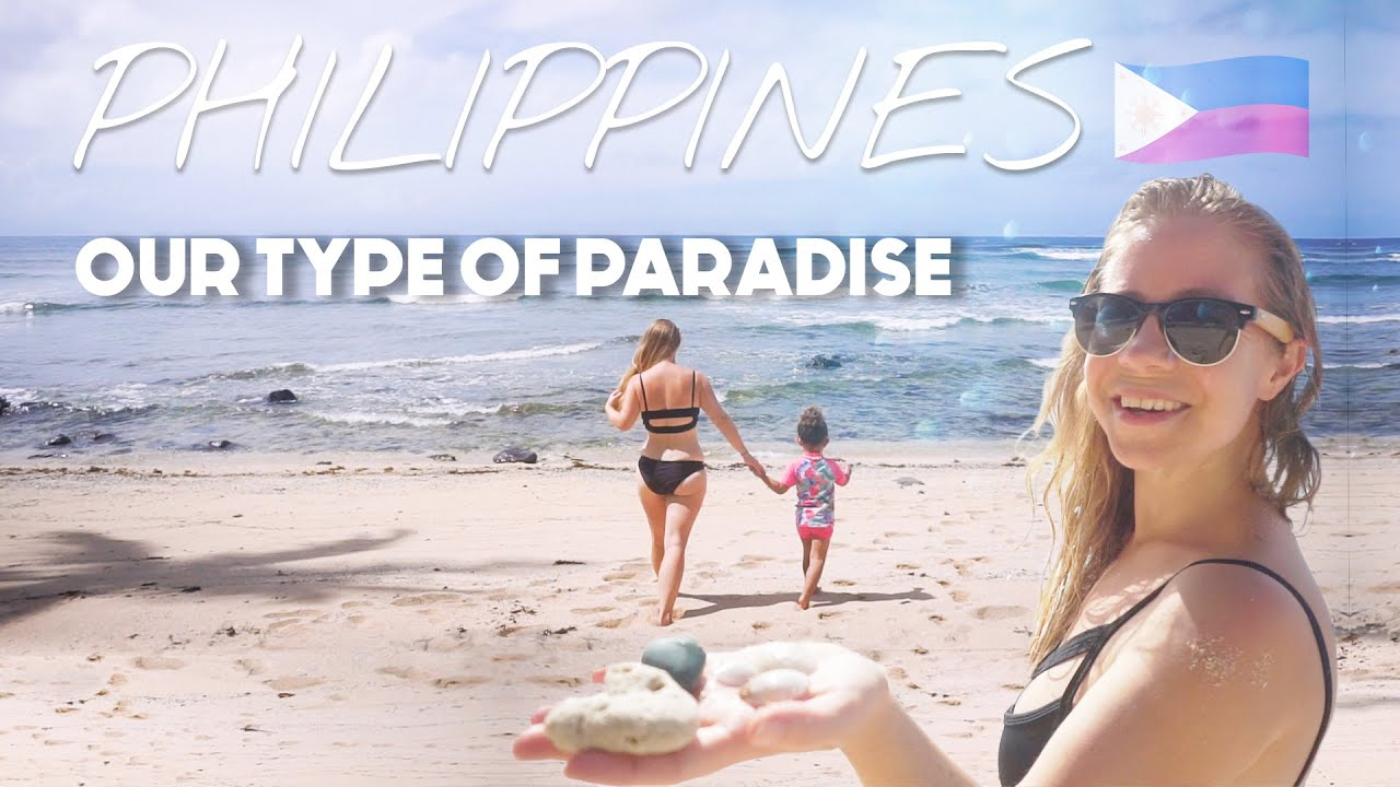 The PHILIPPINES🌴🇵🇭 Have We Found Paradise In NORTH SIARGAO?