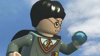 LEGO Harry Potter Years 1-4 Walkthrough Part 2 - Year 1 -