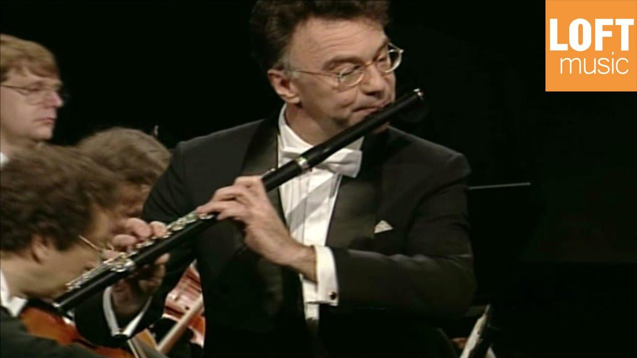 Carl Philipp Emanuel Bach - Flute Concerto in D minor, Wq 22