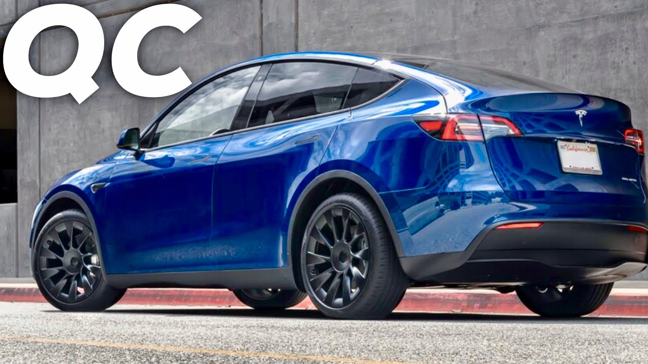 Tesla NEEDS to step up Model Y Quality Control