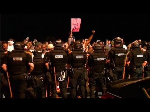 Police Killings from Charlotte to Tulsa Spark Calls for Boycotts and Justice