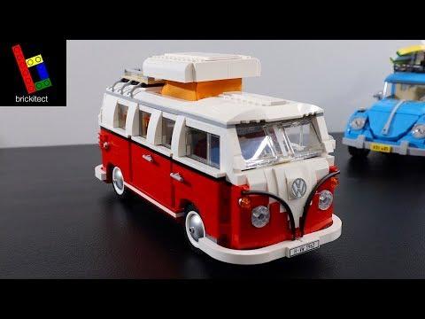 My VERY BIASED LEGO VW Camper Van Review (LEGO Creator 10220)