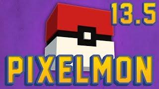 "Minecraft PIXELMON 3.0.2 ""HELIX FOSSIL! Fossil Cleaner + Machine"" - Episode 13.5"