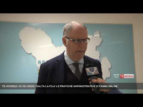 TG VICENZA | 21/01/2020 | 'SALTA LA FILA' LE PRATI...