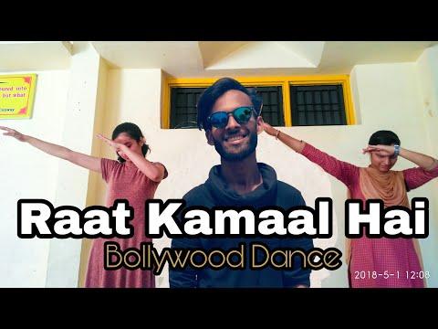 Raat Kamaal Hai | Guru Randhawa & Khushali | Tulsi Kumar | New Song 2018 | Dance video Adarsh patel
