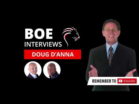 BOE010 – Doug D'Anna – The Bridge To Your Next BIG Breakthrough