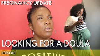 Doula Services | Pregnancy Update | That Chick Angel TV