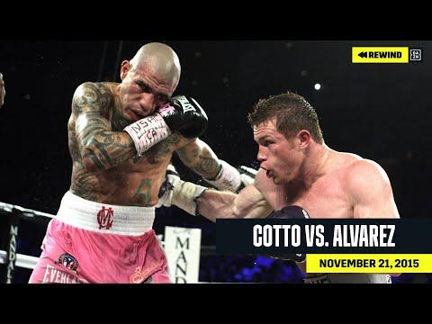FULL FIGHT | Miguel Cotto Vs. Canelo Álvarez (DAZN REWIND)