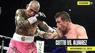 DAZN REWIND | Miguel Cotto vs. Canelo Álvarez