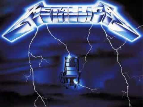 "Metallica ""For Whom The Bell Tolls"""
