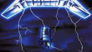 """Metallica """"For Whom The Bell Tolls"""""""