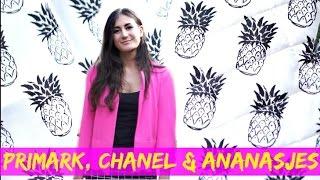 Primark, Chanel en Ananasjes Shoplog