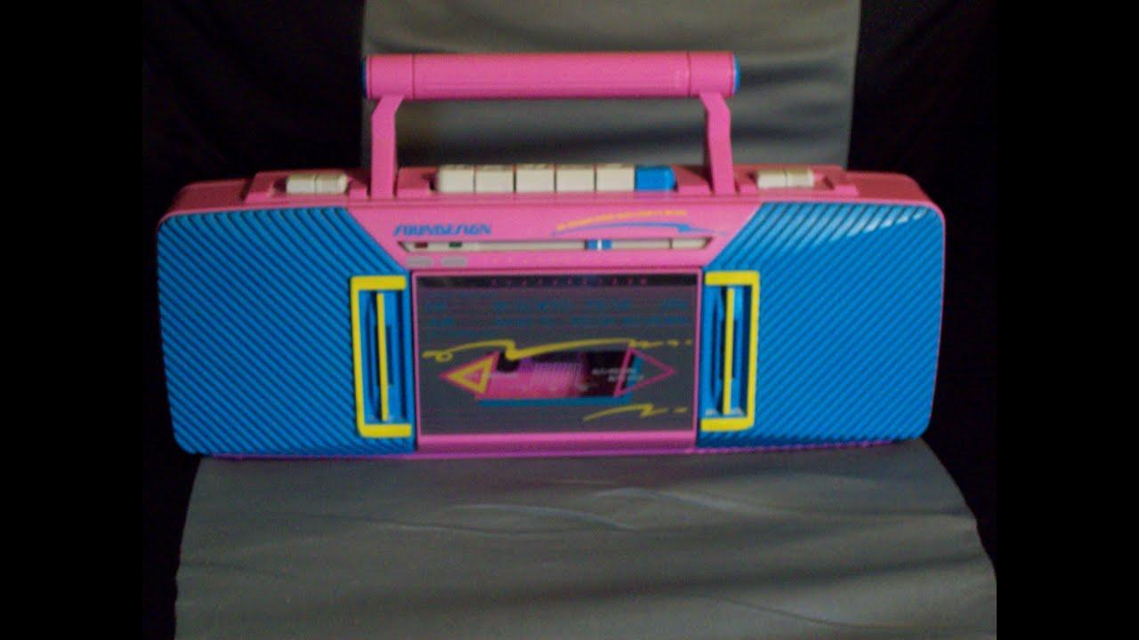 sharp 80s boombox. sharp 80s boombox e
