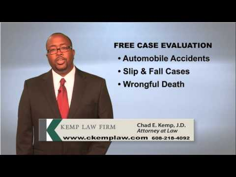 Kemp Law Firm Personal Injury Commercial