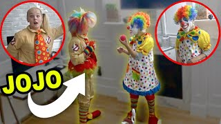I talked to the creepy clown in our house... (Warning *SCARY*) thumbnail