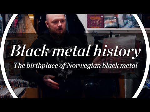 Norwegian Black Metal: birthplace and history in Oslo