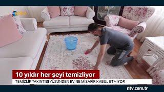Gambar cover Obsesif temizlik hastası Kadir Ezildi NTV'ye konuştu... (Sosyal medyada fenomen oldu)