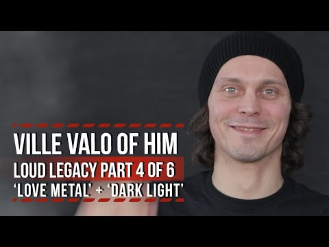 HIMs Ville Valo on Love Metal + Dark Light