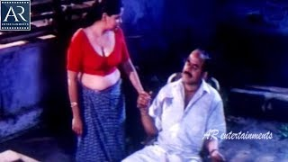 Gandharva Ratri Movie Scenes | Lady taking Husband into House | AR Entertainments
