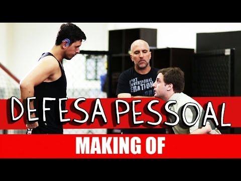Making Of – Defesa Pessoal