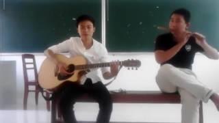 Ngẫu hứng: Điều ước giản đơn - guitar + sáo trúc