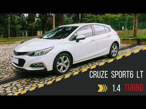 Cruze Sport6 LT 1.4 Turbo - Análise E Impressões