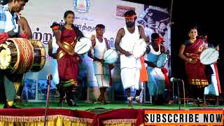 Thappattam on Stage   Should be Encouraged and Developed   tamil pesu