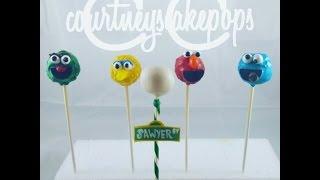 Video Sesame Street Cakepops   Courtney's Cakepops download MP3, 3GP, MP4, WEBM, AVI, FLV Juni 2018