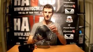 Bad Boy Thai 2 Boxing Gloves ревю Gofit bg