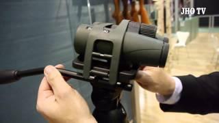 Swarovski EL Binos 2012 SHOT Show. Optics Binoculars