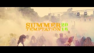 Video Summer Temptation 2016 #COLORPARTY - Official Aftermovie download MP3, 3GP, MP4, WEBM, AVI, FLV September 2017