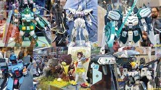 Anime NYC 2018: GUNPLA Builders World Cup (GBWC) 2018