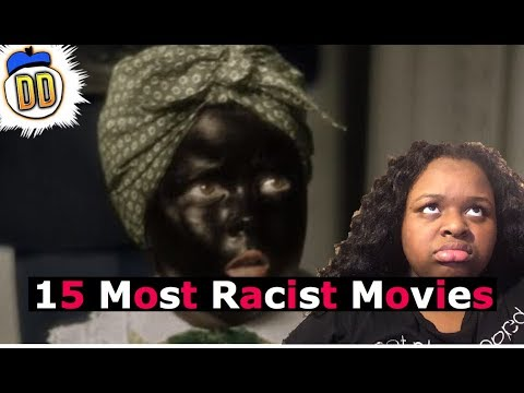 15 Most Racist Movies Ever!!!!!! (Reaction Video!!)