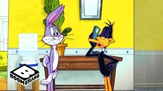 The Looney Tunes Show | Dinner for Two | Boomerang...
