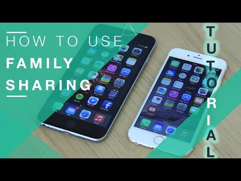 How To Setup Family Sharing On Ios
