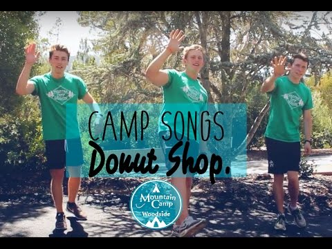 Camp Songs | Donut Shop