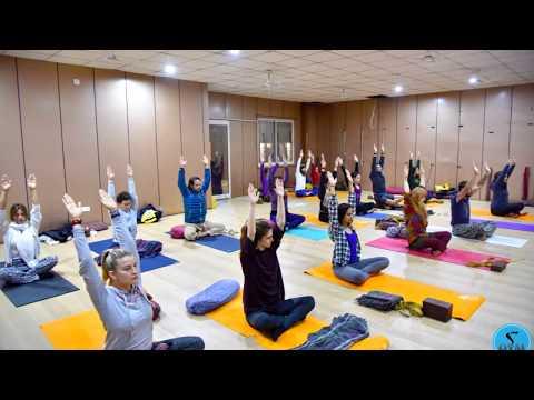 Memories - 200 and 300hr yoga teacher training course in India