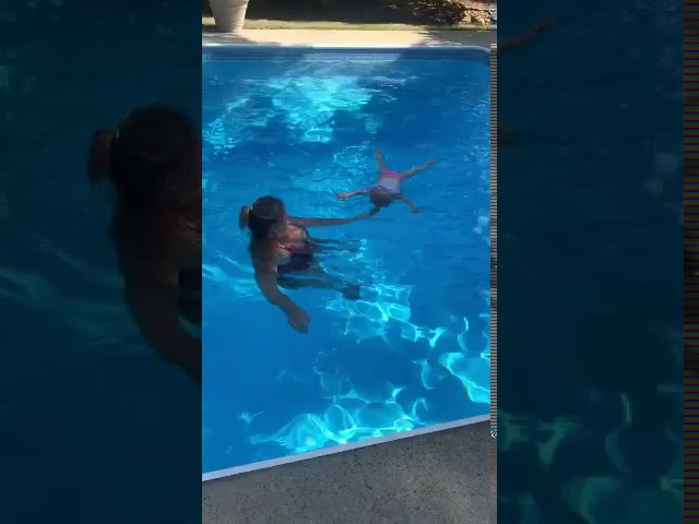 A NEW Alabama swimmer