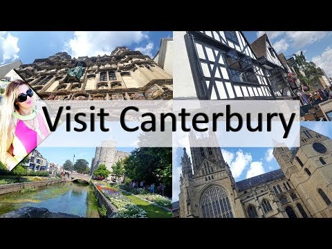 CANTERBURY, KENT - what to see