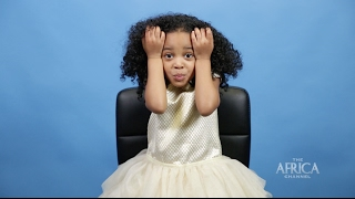 BLACK KIDS ON BLACK HISTORY - Ep. 01 Being Black | The Africa Channel