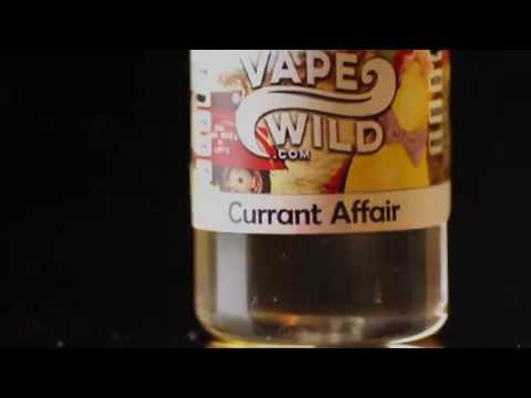 VapeWild - Currant Affair Preview